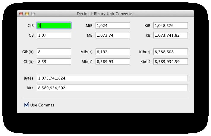 Decimal-Binary-Unit-Converter/README md at master · davidfstr