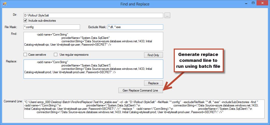 FnR_Screenshot3_GenerateCommandLine.png