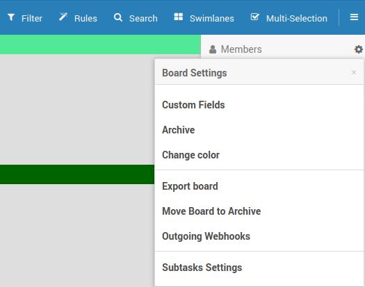 Move board to Archive