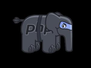 A JoeJITFu elephpant