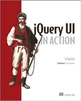 jQuery UI in Action book cover