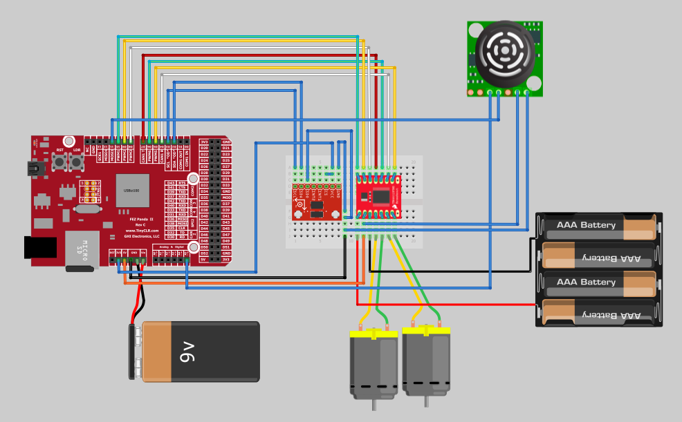 Github ducas robbo a small net micro framework for 3v dc motor datasheet