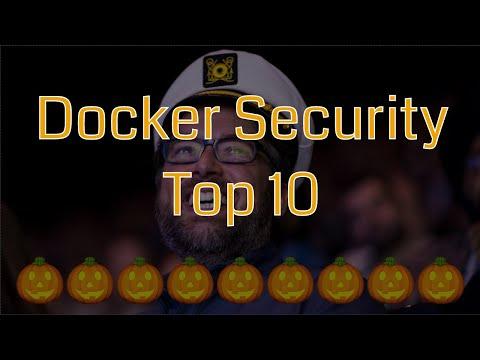 Docker Security Top 10