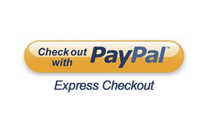 Bildergebnis für paypal express button logo