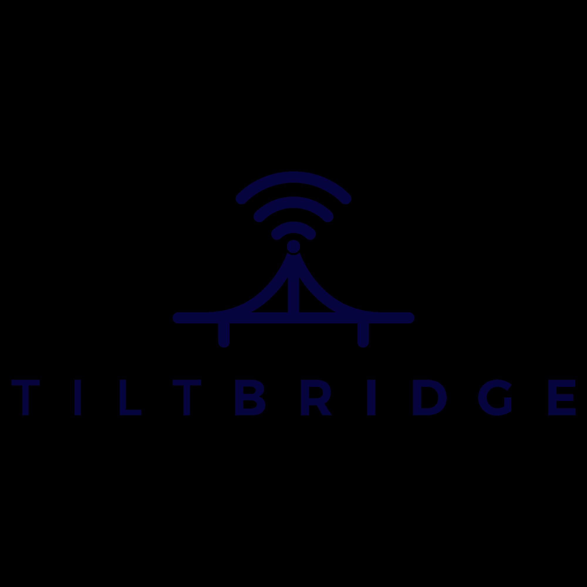 TiltBridge Logo