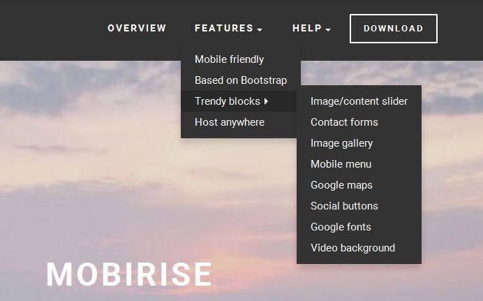GitHub - Mobirise/Mobirise: Free Website Builder for