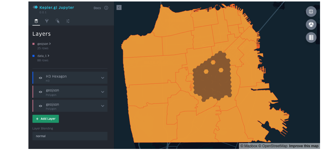 Add data to map