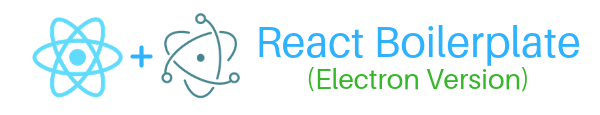React Boilerplate Electron Version