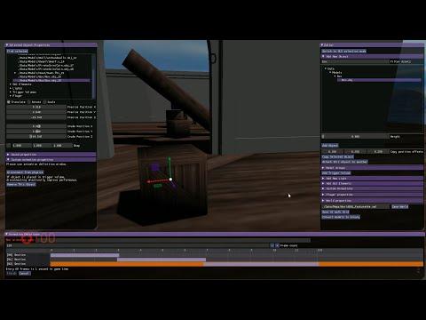 Limon Engine 0.6 features showcase