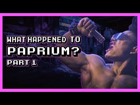 What Happened to Paprium? A Documentary - St1ka's Retro Corner