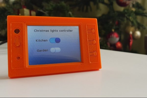 Christmas Lights Controller GUI