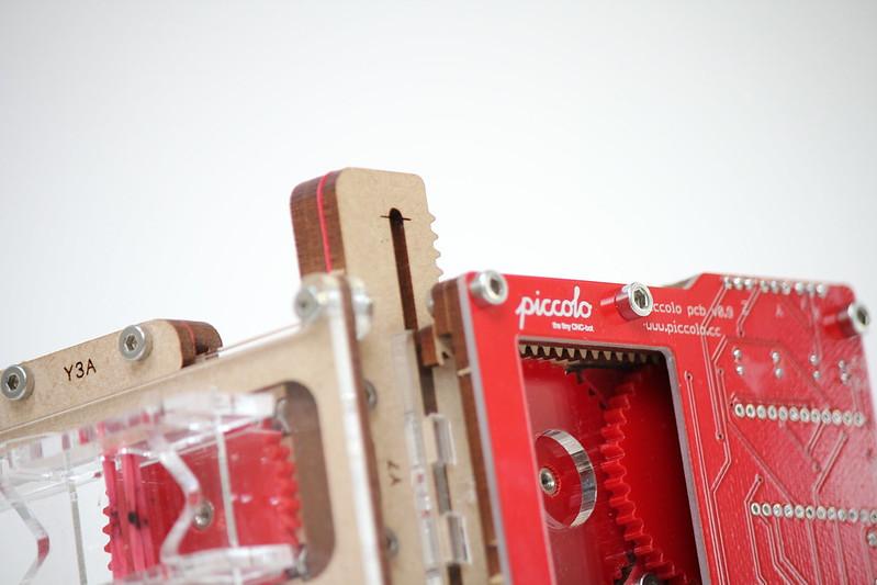 Piccolo v1 detail