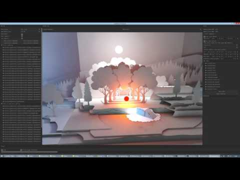 Showing Some Editor Features (Master Thesis)