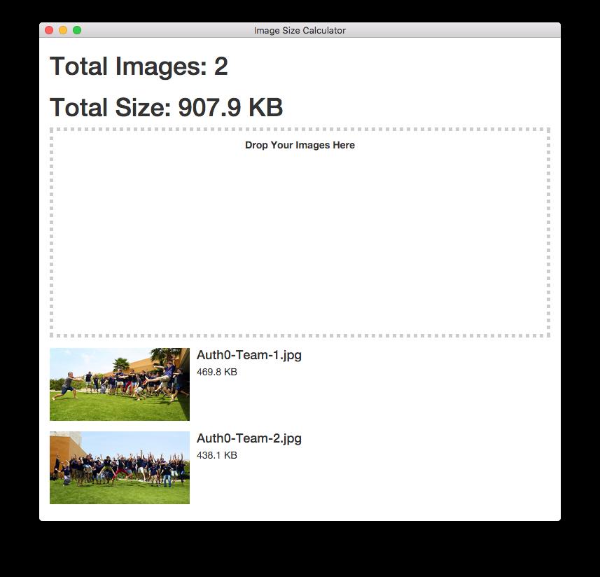 image-size-calculator app