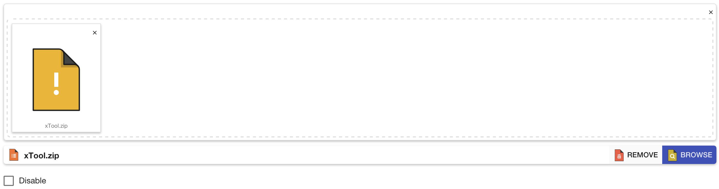 GitHub - shuyu/angular-material-fileinput: A Html input file