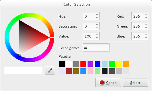 https://help.gnome.org/users/zenity/3.24/colorselection.html