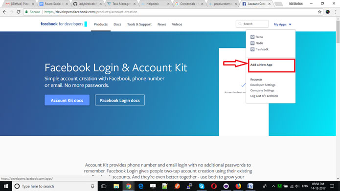 Faveo Social login with Facebook · ladybirdweb/faveo-helpdesk Wiki