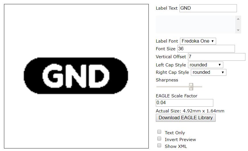 Label Maker · sparkfunX/Buzzard Wiki · GitHub