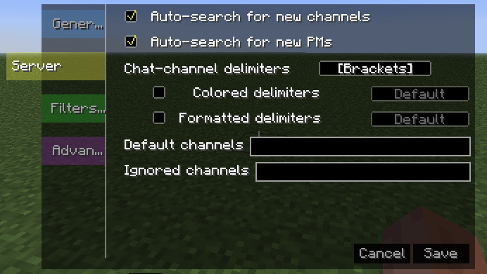 Server Settings Rocketmantabbychat Wiki GitHub - Minecraft server erstellen spacecraft
