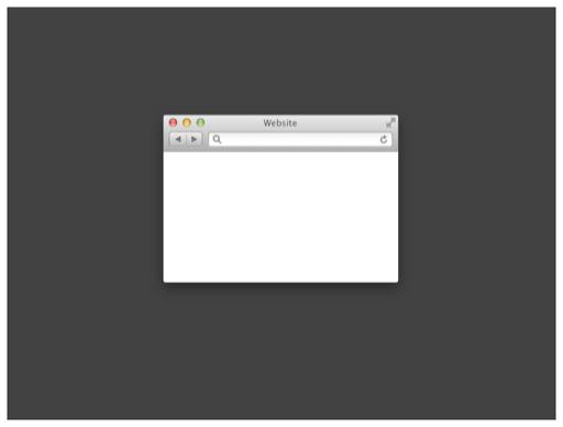 Safari window