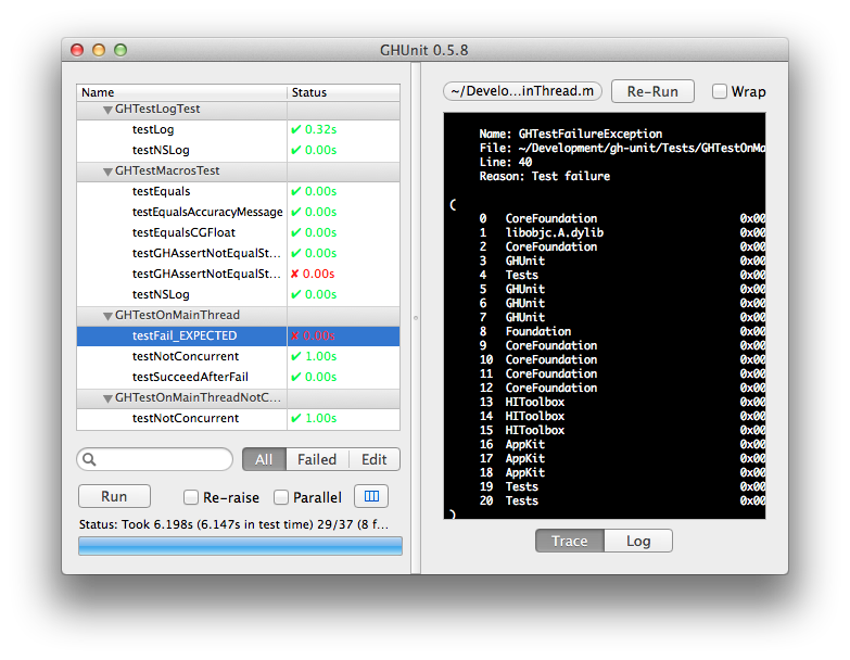 GHUnit-0.5.8