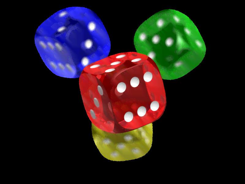 dice heavy