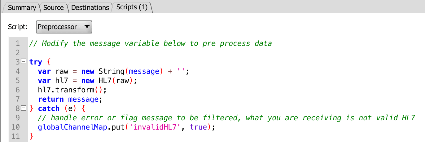 GitHub - ironbridgecorp/hl7-standard: Simple, Lightweight