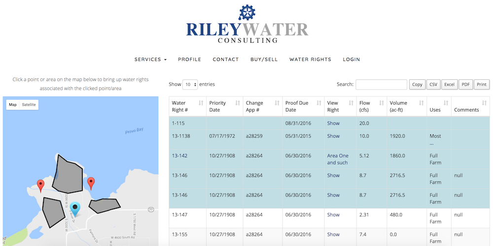 Riley Water Consulting