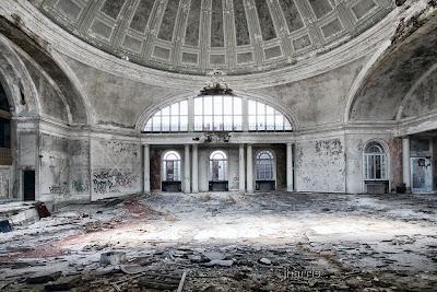 Abandoned Detroit Building