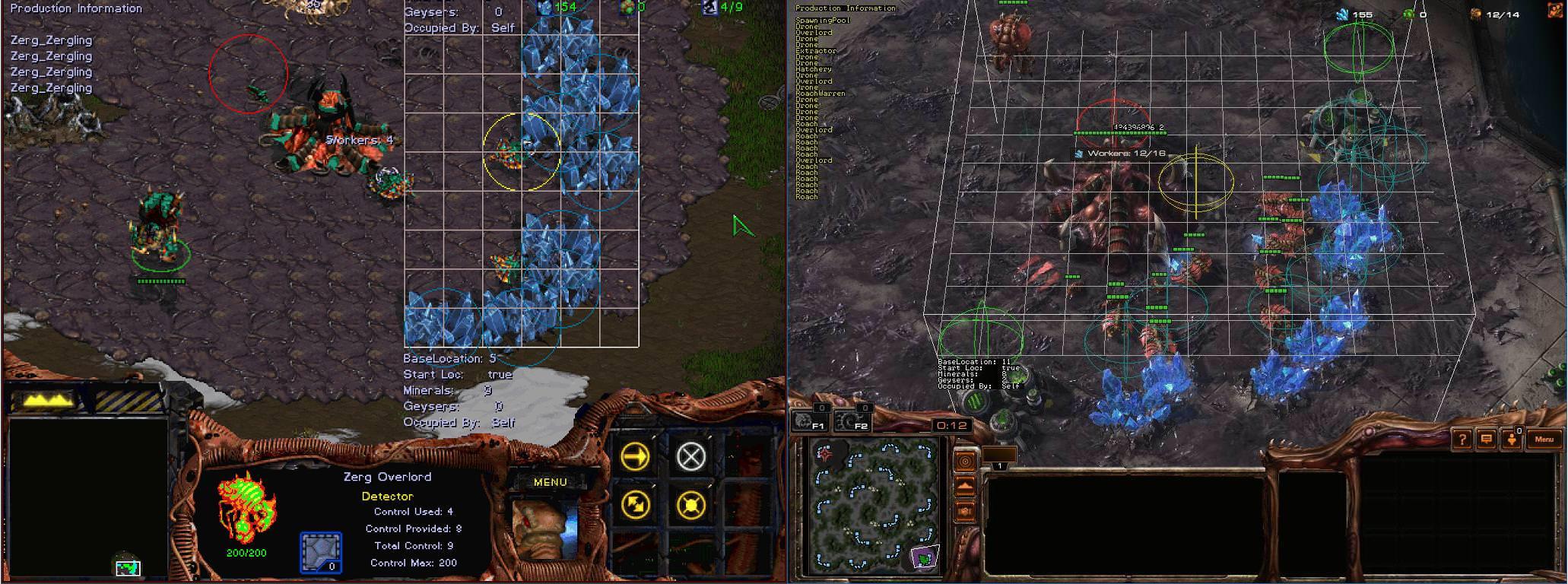 CommandCenter Screenshot