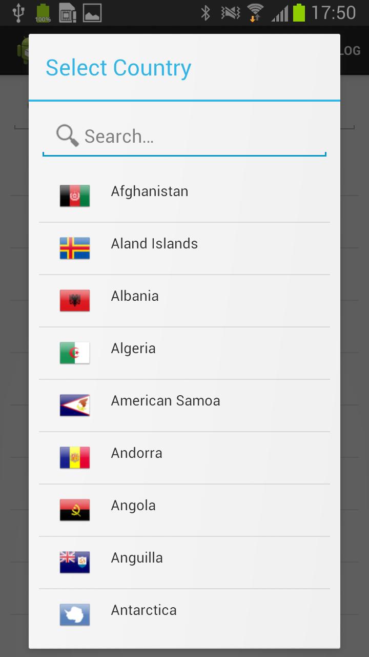 GitHub - roomorama/AndroidCountryPicker
