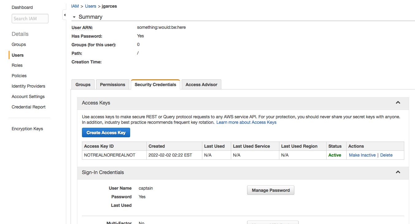 Setting Up AWS CodeCommit (Mac) with Sourcetree and