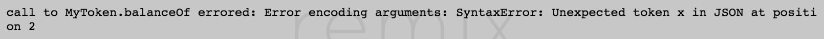 JSON 參數錯誤