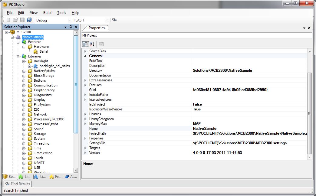 Как объять необъятное: система сборки .NET Micro Framework Часть 2