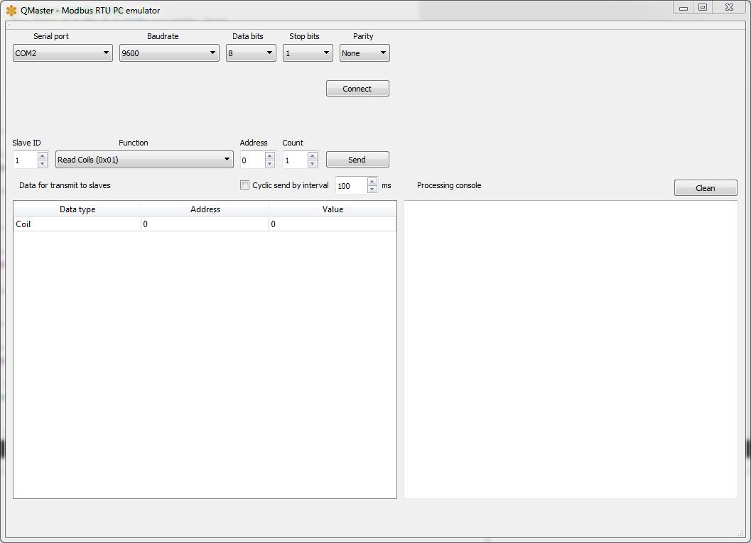 GitHub - maisvendoo/qmaster: QMaster - Modbus RTU master PC