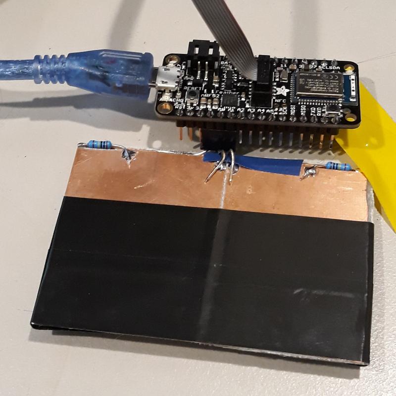 nrf: implement touchio TouchIn · Issue #1048 · adafruit