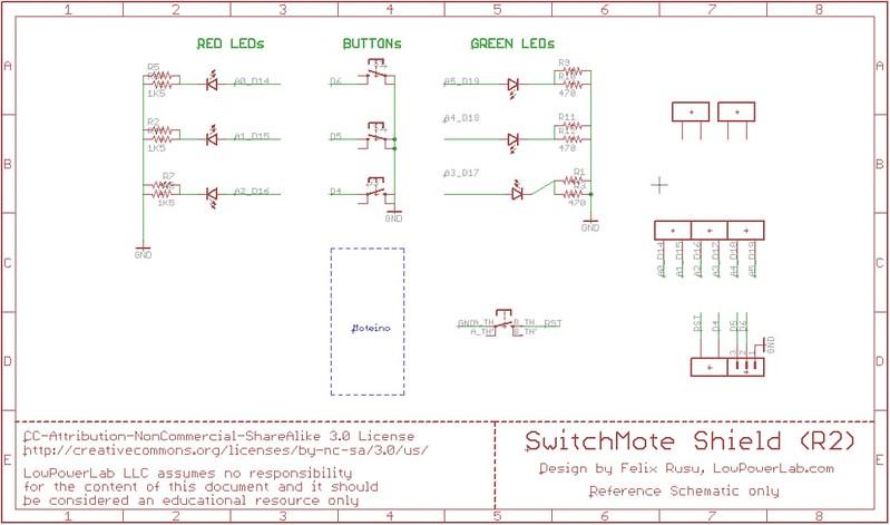 Shield Schematic