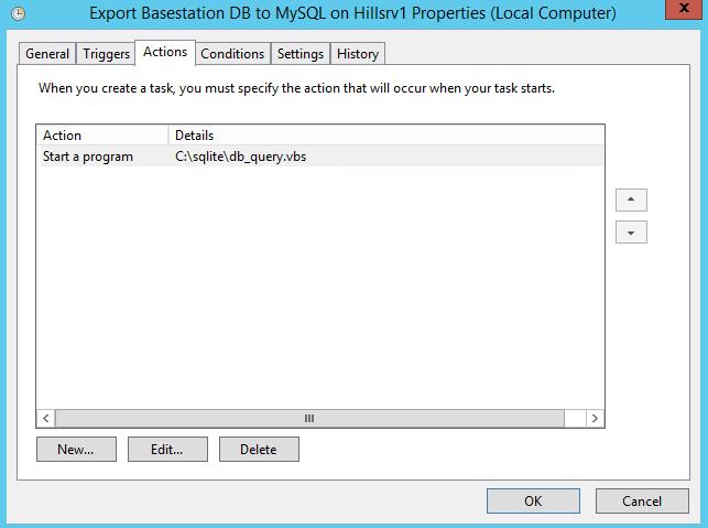 GitHub - ProHill/VRS-flights-db: Code to export Virtual Radar Server