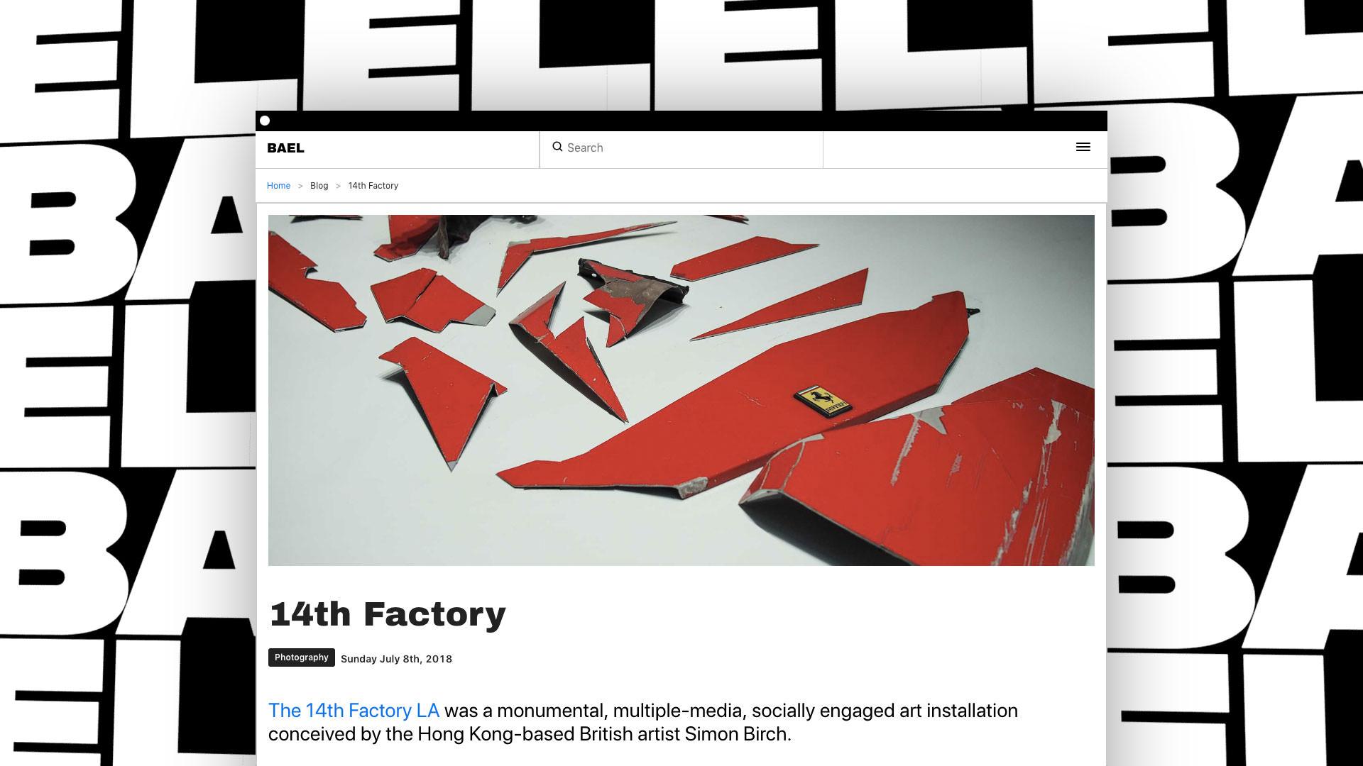 GitHub - jake-101/bael-template: Brutalist Blog theme for Netlify CMS