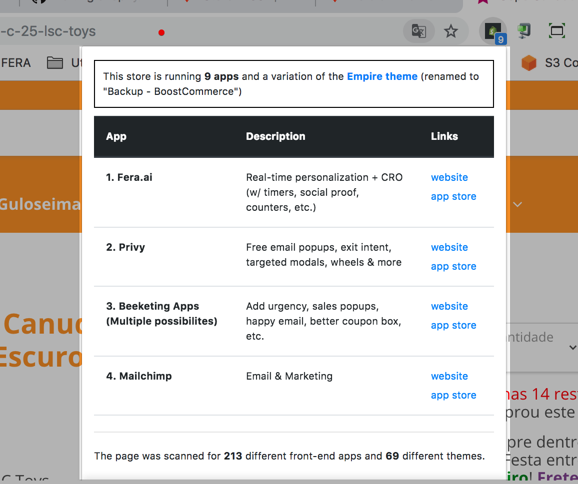 GitHub - feracommerce/shopify_app_detector: Shopify App Detector