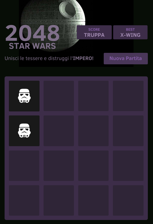 2048 STARWARS
