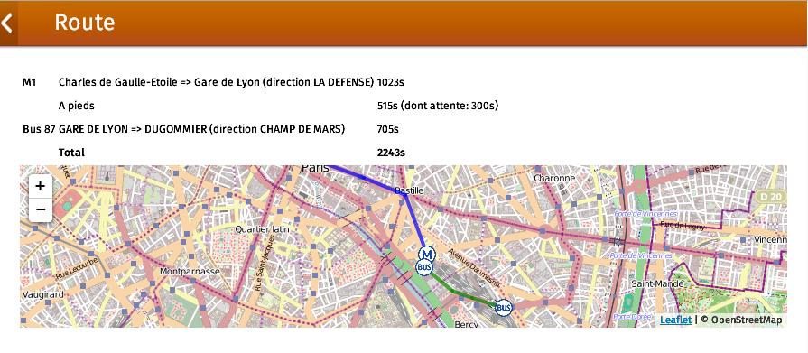 fxos metro bus paris screenshot 2