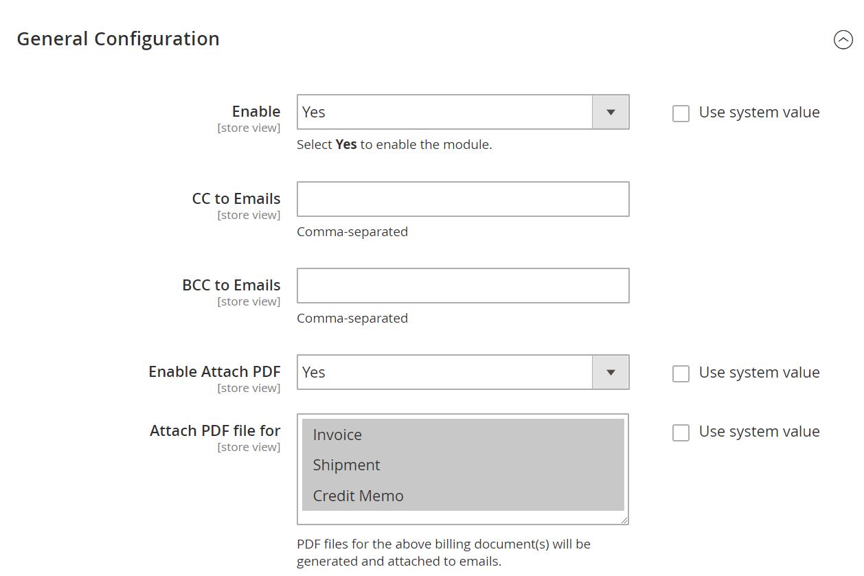 Magento 2 attach pdf to invoice email