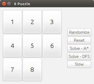 GitHub - AmrSaber/8-Puzzle-Game-Solver-With-GUI
