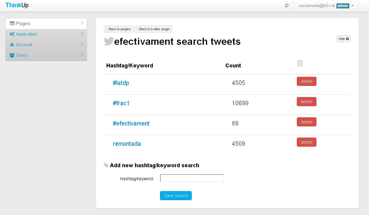 ThinkUp_TwitterSearchTweetsSettings