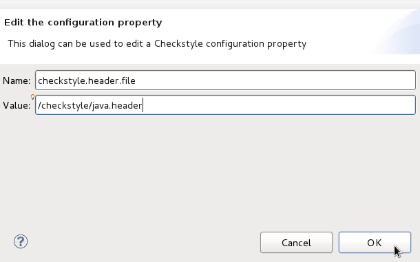 Java code Formater and Checkstyle configuration for