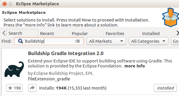 IntelliJ Importing the project to eclipse · SpartanRefactoring/Main