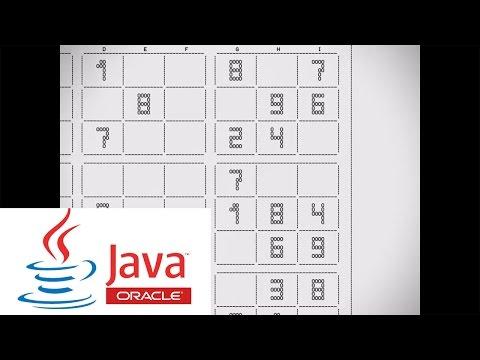 Video: Sudoku with Java