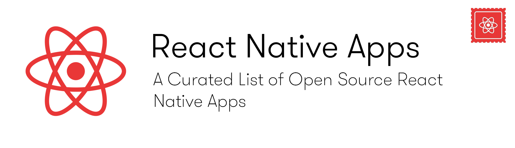 GitHub - ReactNativeNews/React-Native-Apps: Curated List of