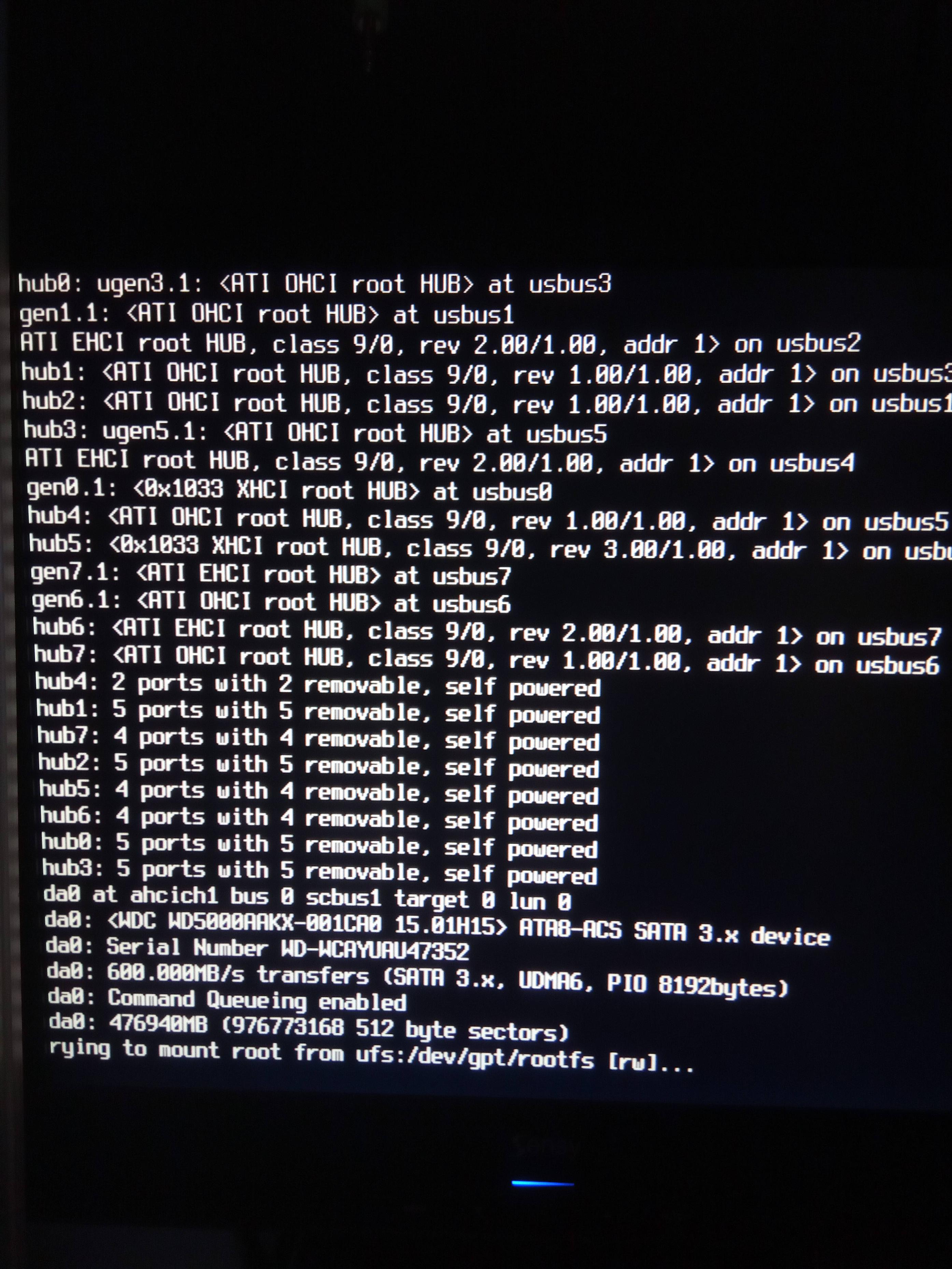 Can't mount root on 19 x · Issue #3438 · opnsense/core · GitHub